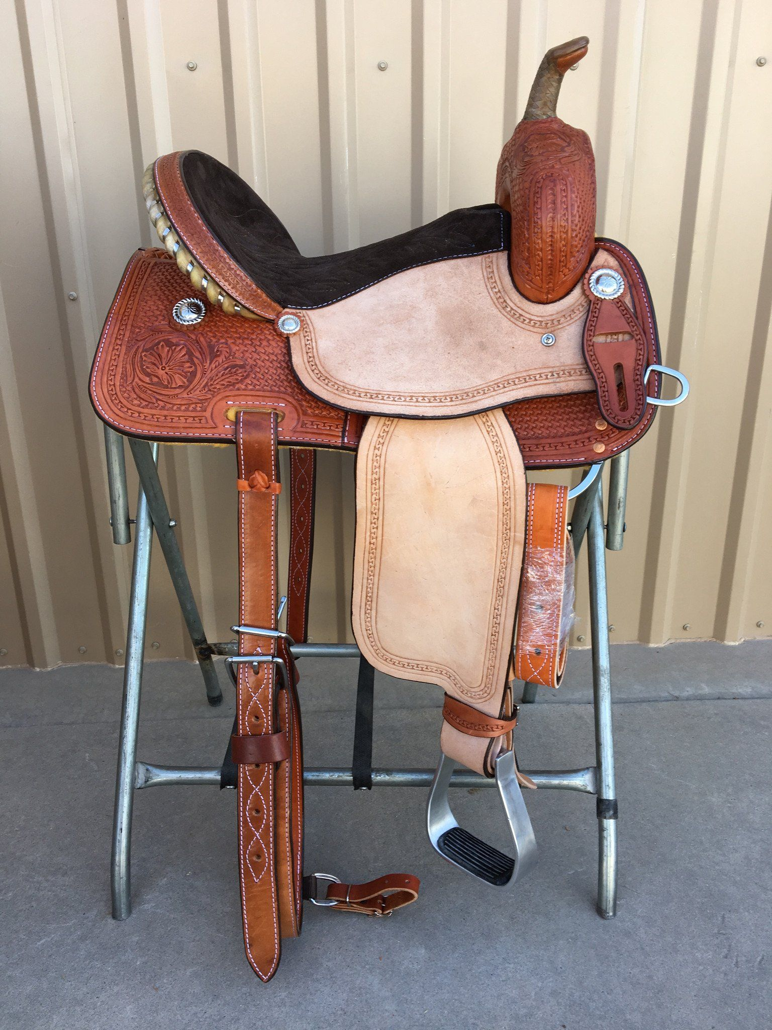 Csb 506 Corriente Barrel Saddle Roping Saddles Barrel Saddle Barrel Racing Saddles