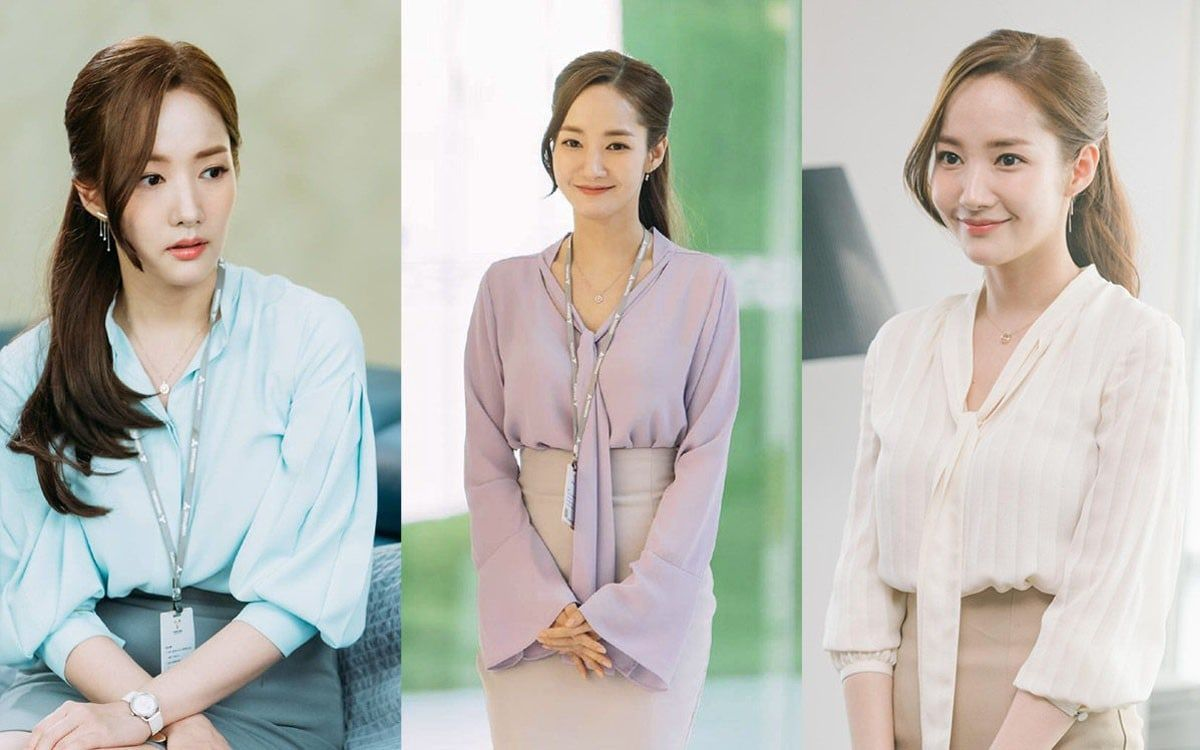 Like A Girl Boss 12 Ways To Incorporate Park Min Young S K Drama Style Into Your Wardrobe Soompi Girls Be Like Dress For Success Classic Feminine Style