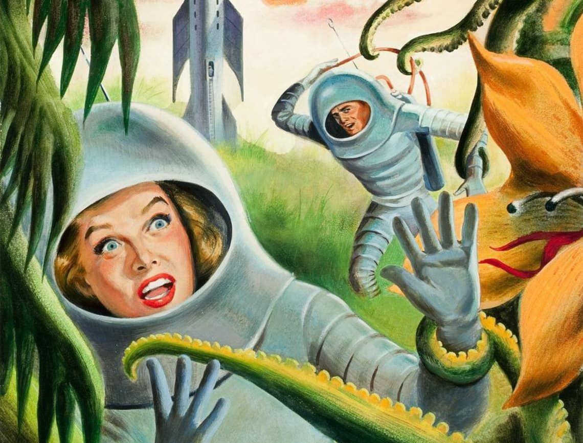 Top 10 Science Fiction Filme