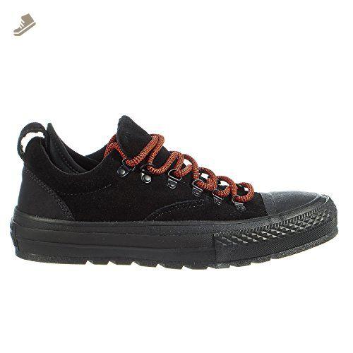 d887a05d318966 Converse Unisex Mens Chuck Taylor All Star Descent Ox Fashion Sneaker  Leather Shoe