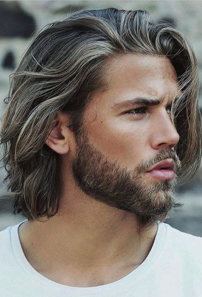 25 Best Idea for Men's Long Hairstyles | Trend Haircuts ...
