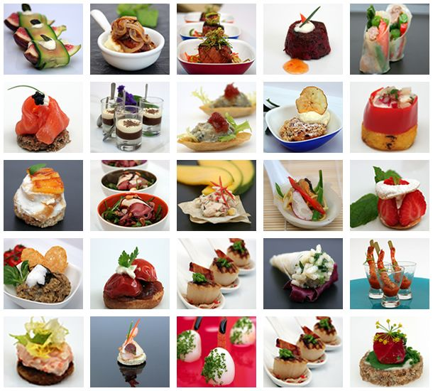 Canape events parties london canapes bowl food for Party canape ideas