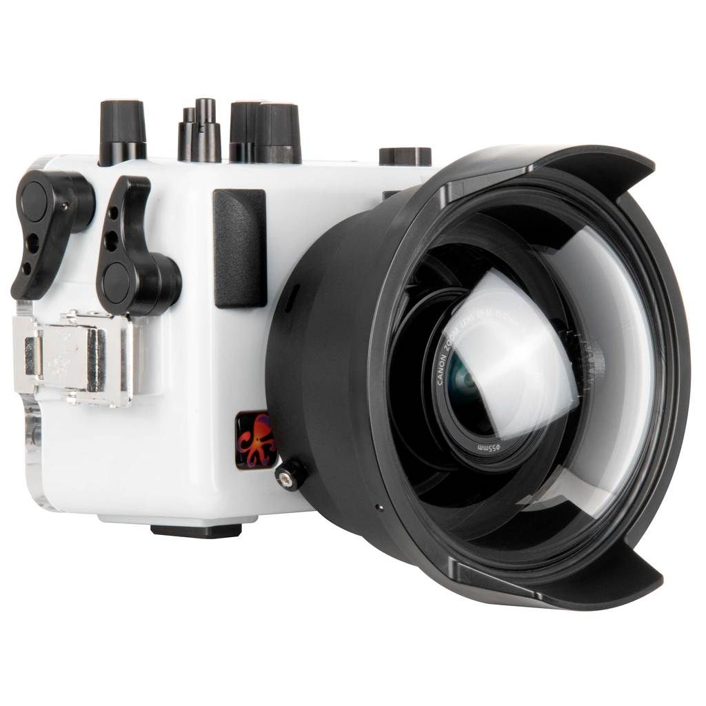 200dlm A Underwater Housing For Canon Eos M6 Mark Ii Mirrorless Cameras Mirrorless Camera Canon Eos Cameras Canon Eos