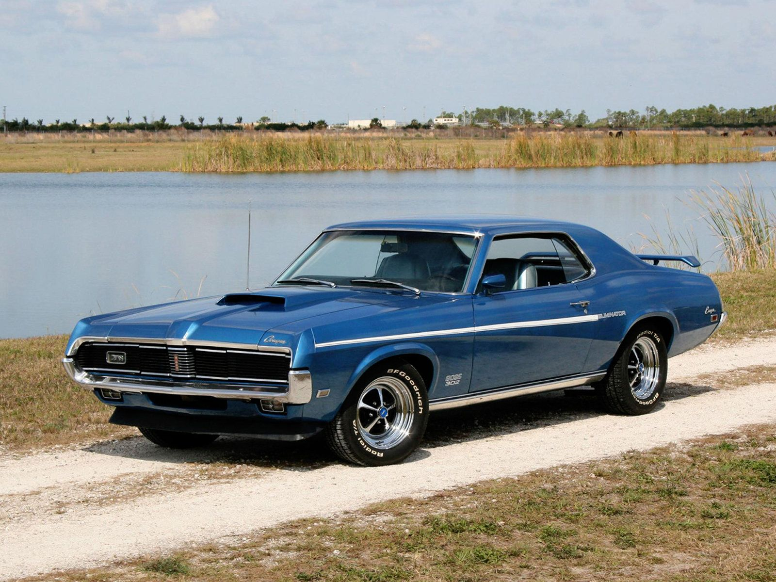 Mercury Cougar 1967 Clic Cars Drive Away 2day