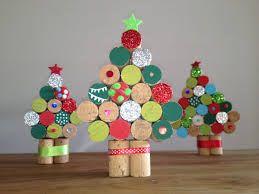 Resultado de imagen para adornos navideo con conos de papel