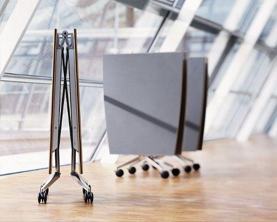 Mesa plegable confair mesa de conferencia mesa de - Mesa plegable diseno ...
