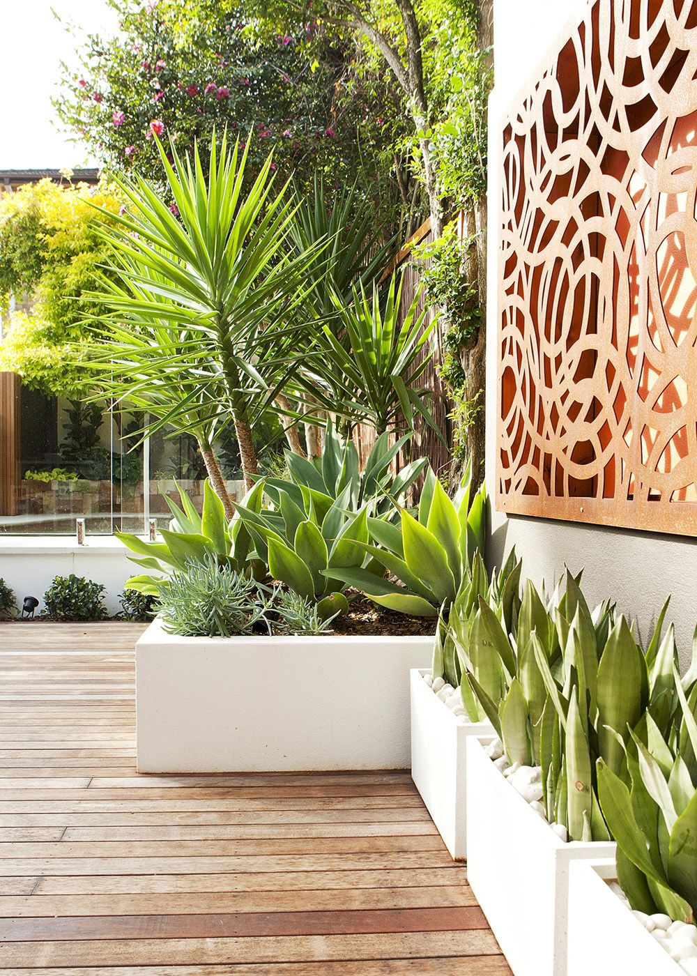 pleasant design outdoor wall planters. Fresh Backyard  Wood DIY Budget Plants Simple Layout Fence How To Build Tiny Houses Ground 19 Small Deck Ideas Best Pictures Inspiration of