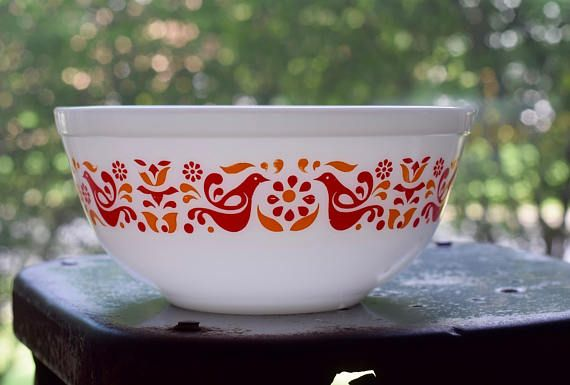 Vintage Pyrex Friendship Mixing Bowl 403 | For the Home | Pinterest ...