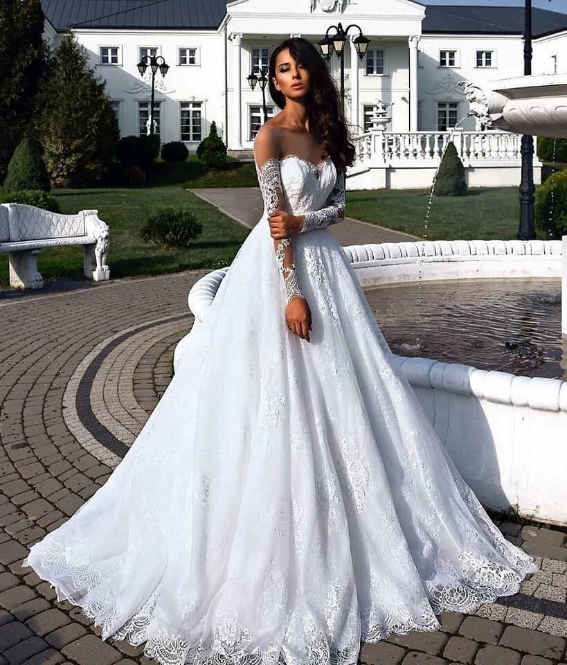 15 Vestidos De Novia Que Te Ayudarán A Elegir Tu Modelo Soñado Vestido Novia Boho Vestido Novia Manga Larga Vestido De Novia Elegante