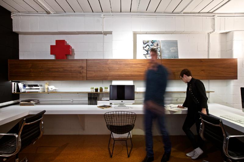 Brisbane based interior design firm Wrightson Stewart Architecture