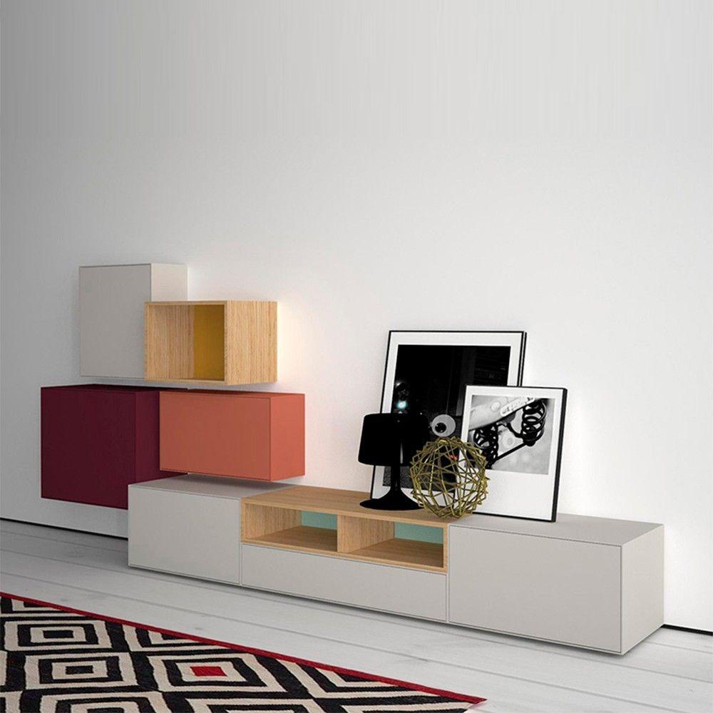Mueble Lauki 08 De Treku. Muebles Modernos. Colección Lauki