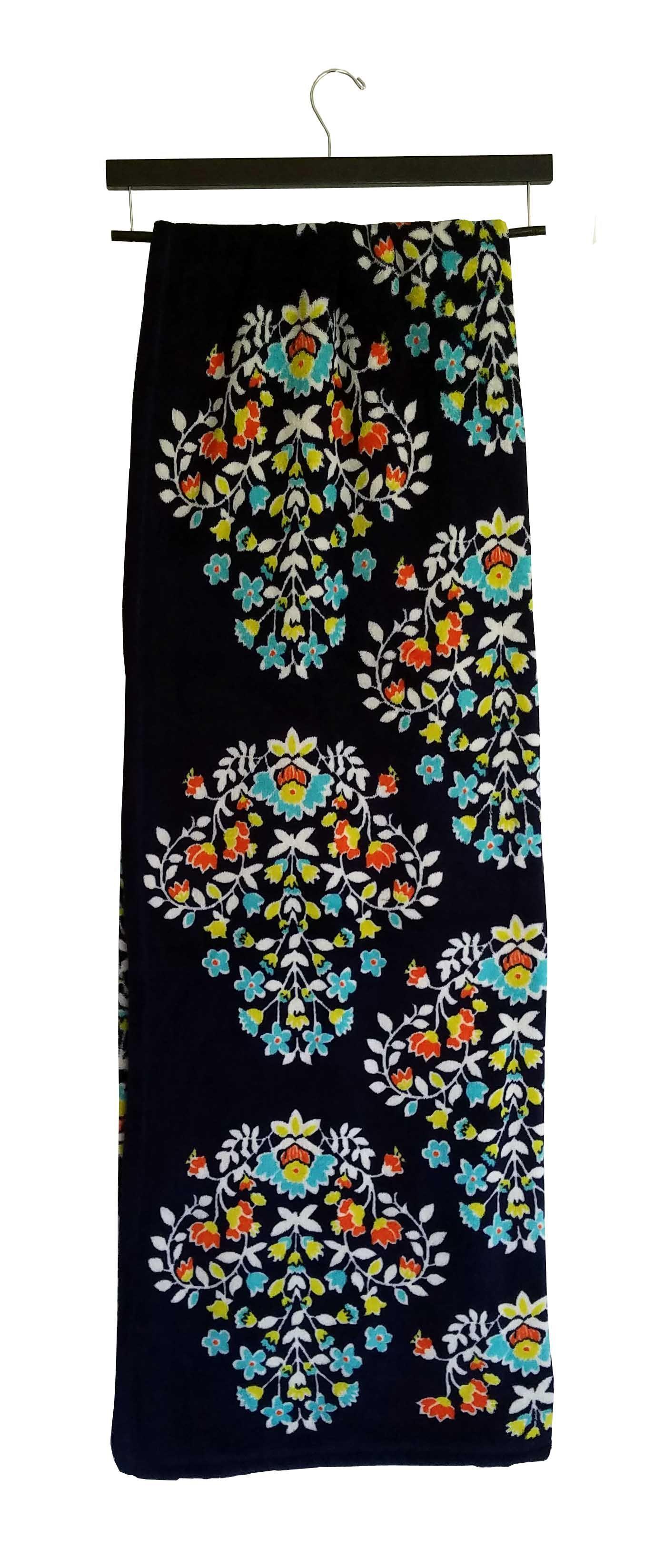 Vera Bradley Throw Blanket in Chandelier Floral