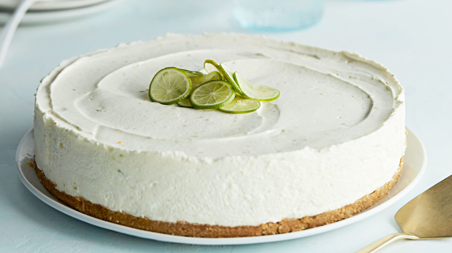 No Bake Key Lime Cheesecake Recipe Recipe Desserts Lime Cheesecake Cheesecake Recipes