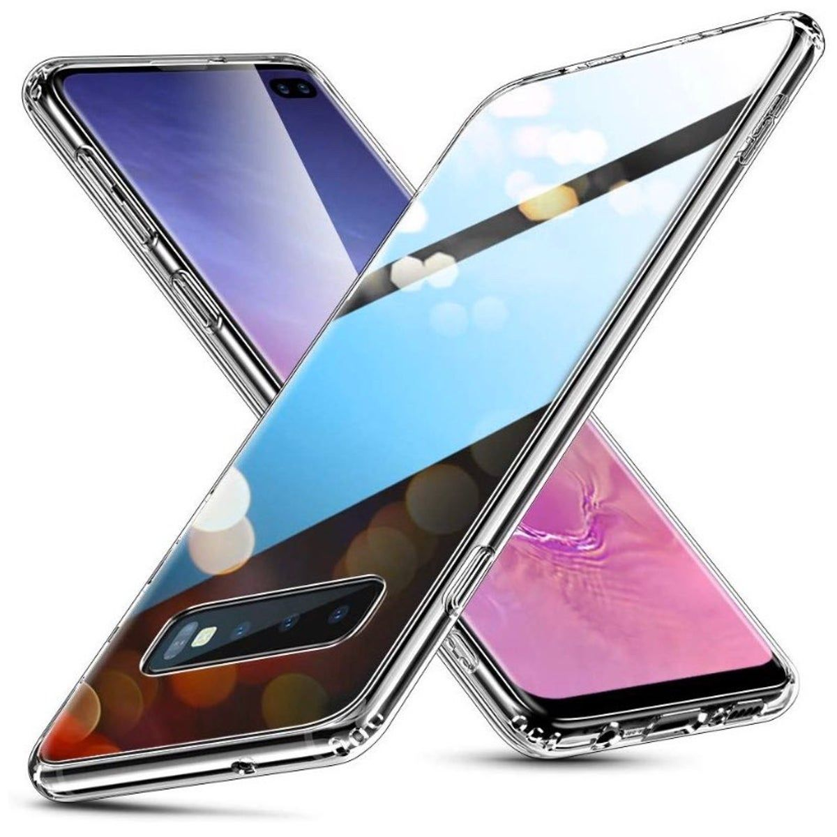 ESR Samsung Galaxy S10+ Clear Case on Mercari