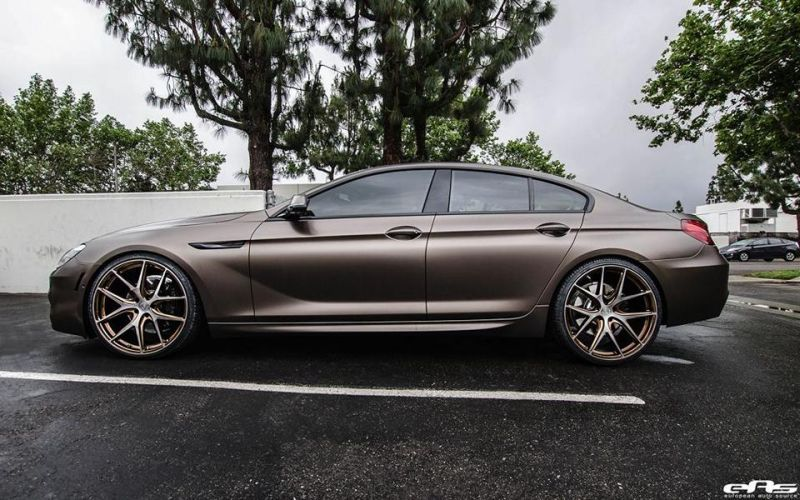 Bmw 6er Gran Coupe F12 Bronze Matt European Auto Source Ag M580