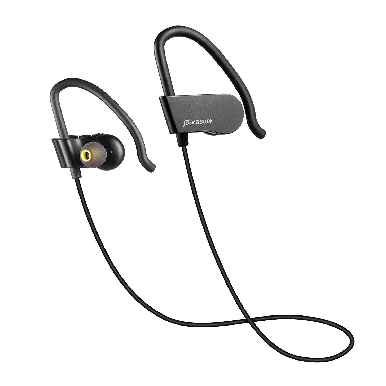 Parasom A8 Bluetooth Earbuds Wireless Sports Headphones