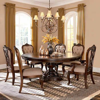 Grandview Oval 7-pc Dining Set Dinning Table Pinterest