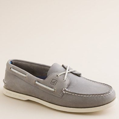 a8b0222d22 Sperry Top-Sider authentic original broken-in boat shoes