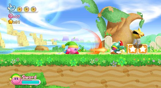 Kirby S Return To Dreamland Screenshot 5