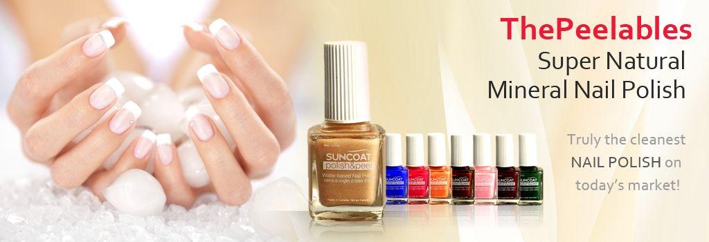Safe nail polish - great colors! | Natural, Pure & Healthy ...