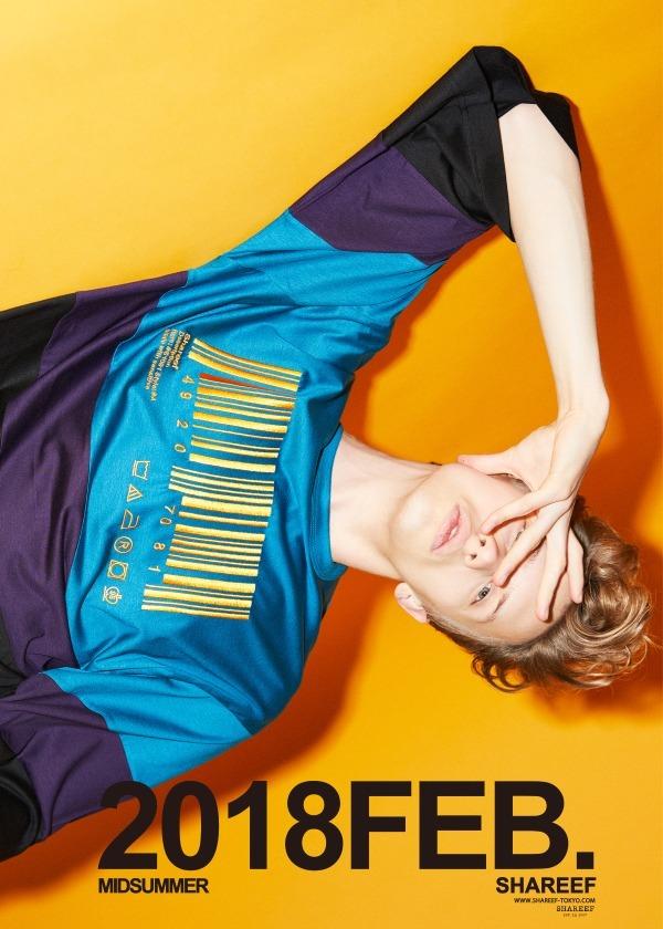 写真23/23 シャリーフ(SHAREEF) 2018年夏 メンズ コレクション - ファッションプレス