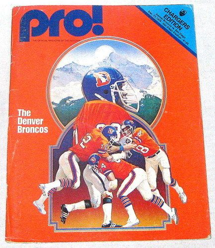 San Diego Chargers Division: Denver Broncos 1979 @ San Diego Chargers