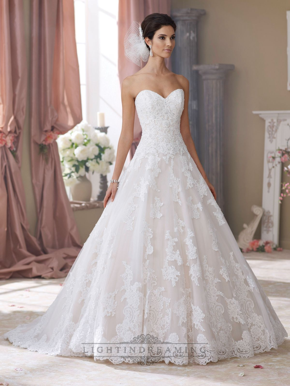 137 Best Ballgown Wedding Dresses Images On Pinterest Frocks Short Gowns And Homecoming Straps