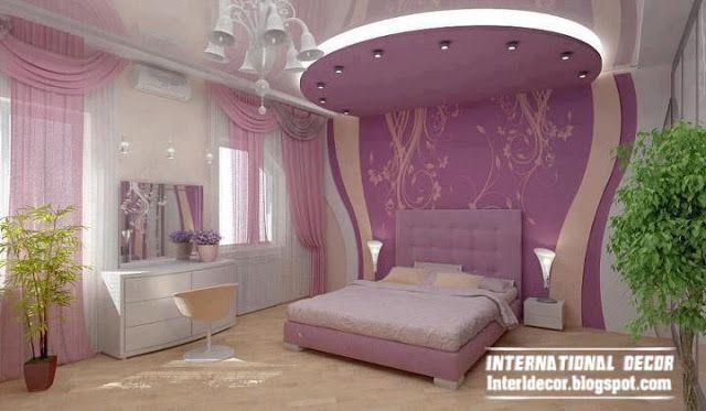 bedroom pop colour design ideas 2017 2018 Pinterest Bedroom