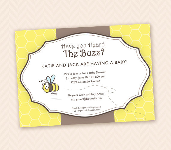 Pin By Jodie Dykema On Baby Shower Baby Shower Invitations Unisex