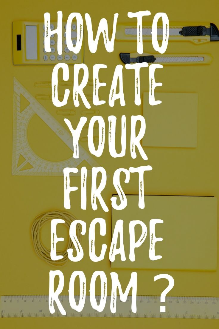 Photo of How to create your first Escape Room at home with your friends and family. Easy …