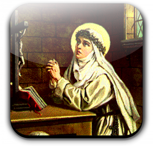 April 29 - Saint Catherine of Siena T.O.S.D (25 March 1347 in Siena – 29 April 1380 in Rome) was a tertiary of the Dominican Order, and a Scholastic philosopher and theologian. She also worked to bring the papacy of Gregory XI back to Rome from its displacement in France, and to establish peace among the Italian city-states. She was proclaimed a Doctor of the Church in 1970. She is one of the two patron saints of Italy, together with Francis of Assisi.