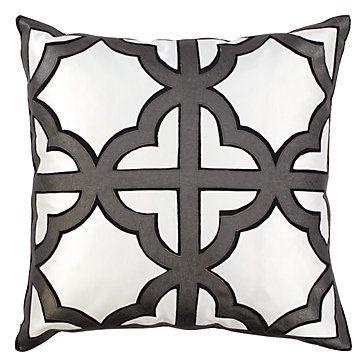 Best Trefle Pillow 24 Z Gallerie Would Look Great On Light 400 x 300