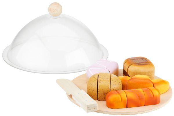 Puisia leipiä ja kakkuja