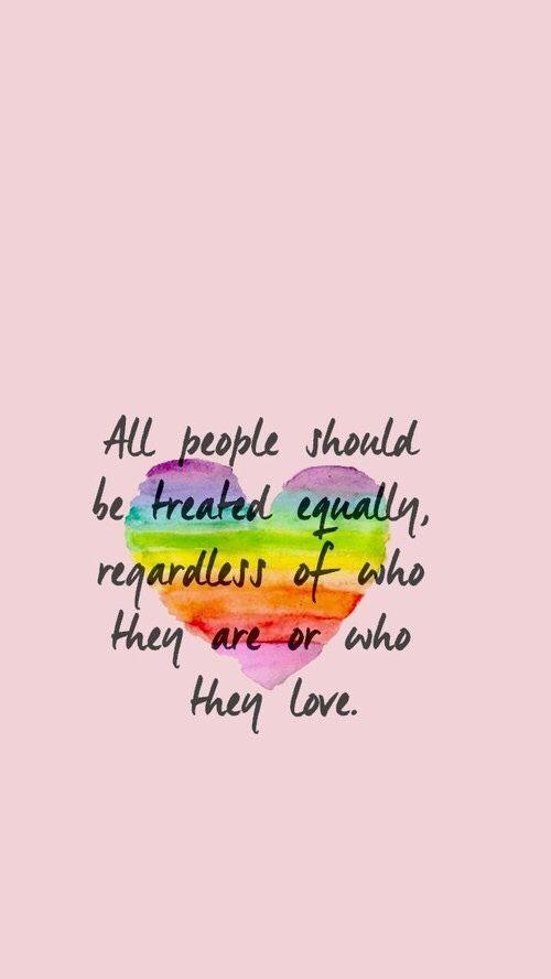Pin on Rainbow Love is Love LGBTQIA+