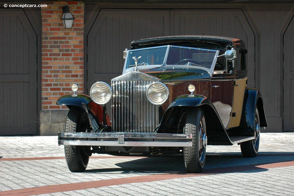 1933 Rolls-Royce Phantom II Imagen