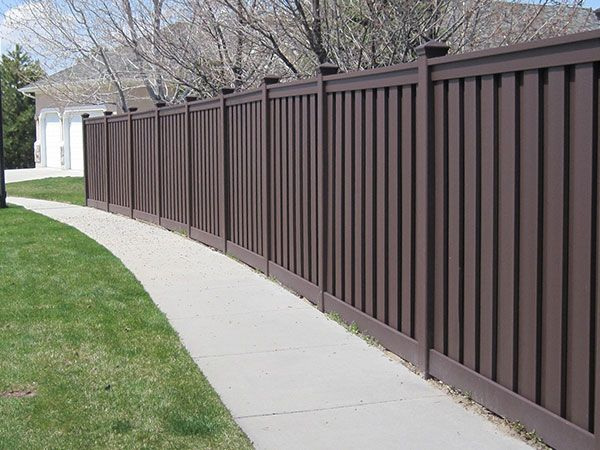 Our Products Beautiful Maintenance Free Fencing Innovation