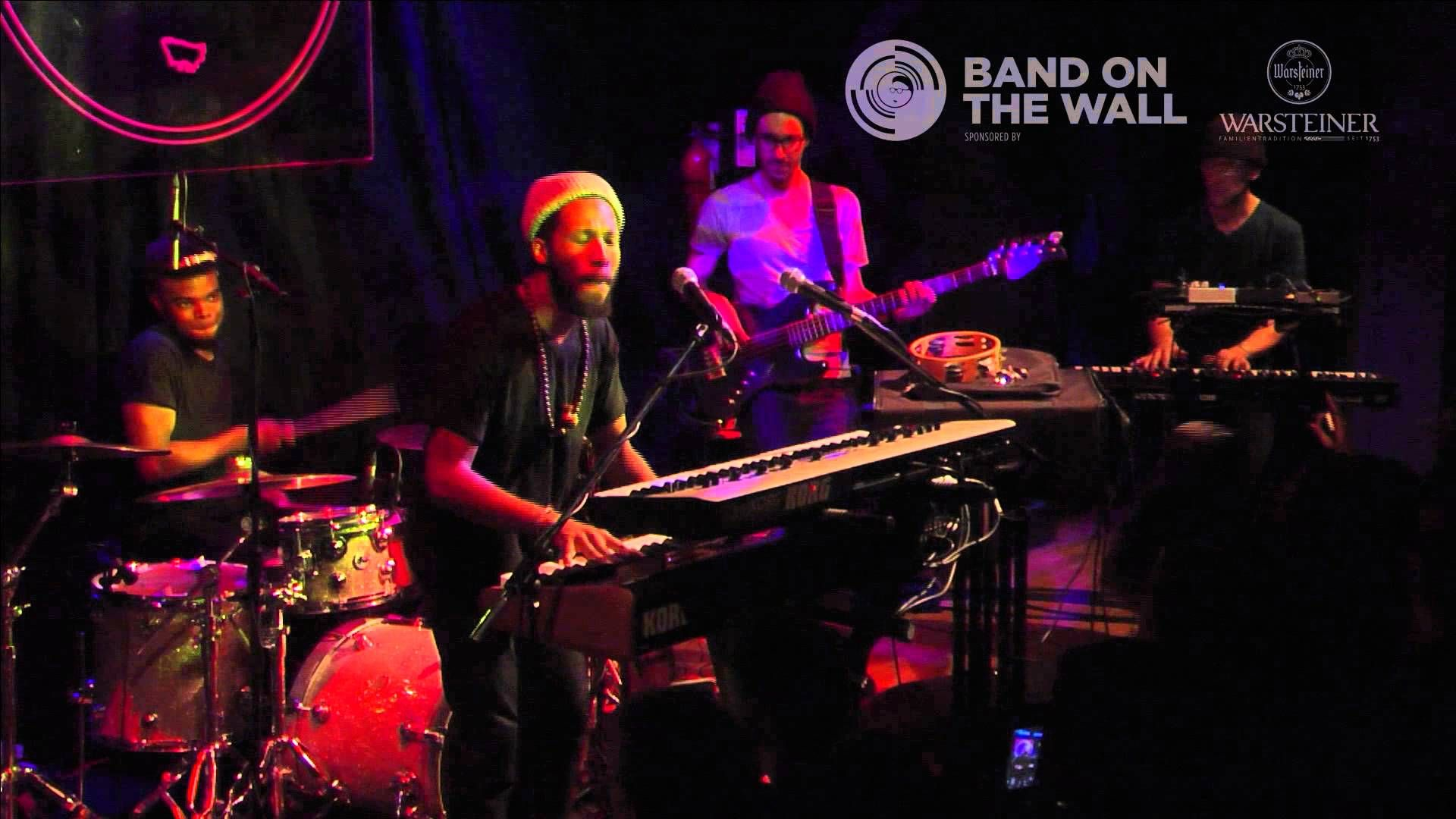 Cory Henry & The Funk Apostles 'What's Going On', live at Band on the Wall