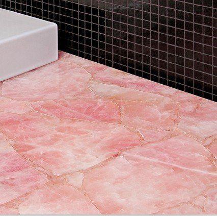 Rose Quartz Countertops