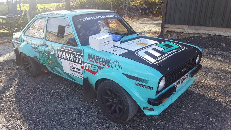 The MD racing rally car is to die for! Love the colour used and ...