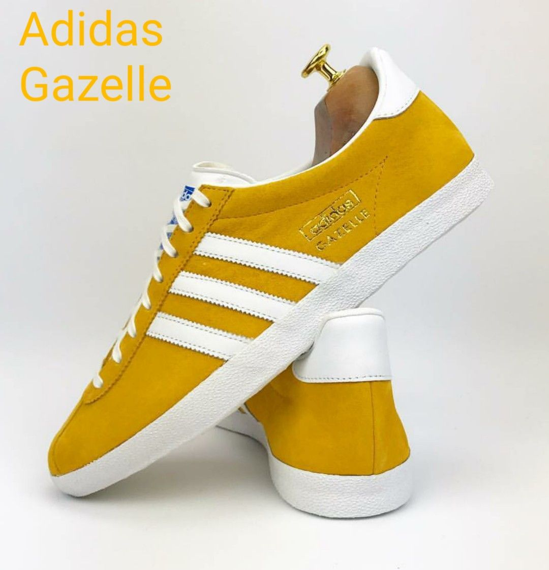 Crackin colourway on these Gazelles | Sneakers, Adidas shoes