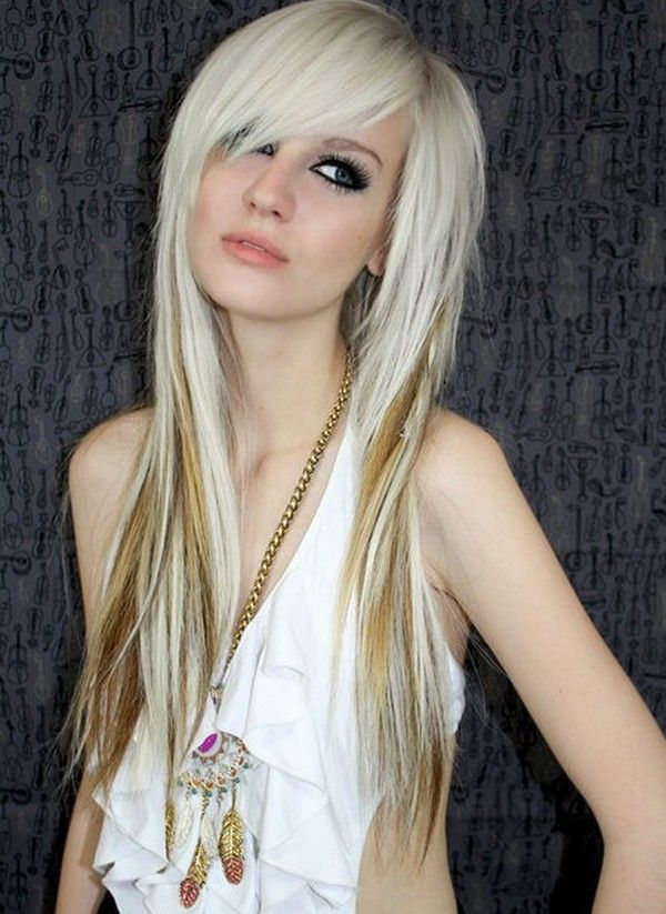 Emo Hairstyle For Emo Hair Look Hair And Body Pinterest Emo