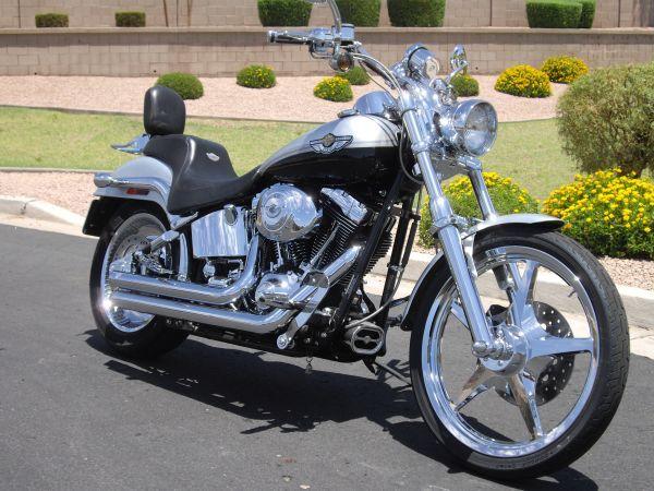 2003 Harley Deuce   Harley davidson, Harley, Riding