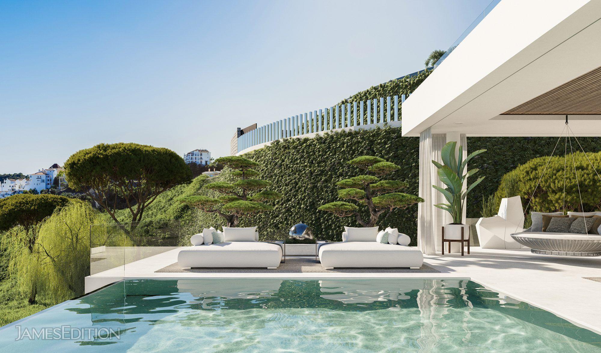 New Luxury Villa In Alcuzcuz Marbella In Marbella Spain For Sale 10914989 In 2020 Marbella Luxury Villa Architecture