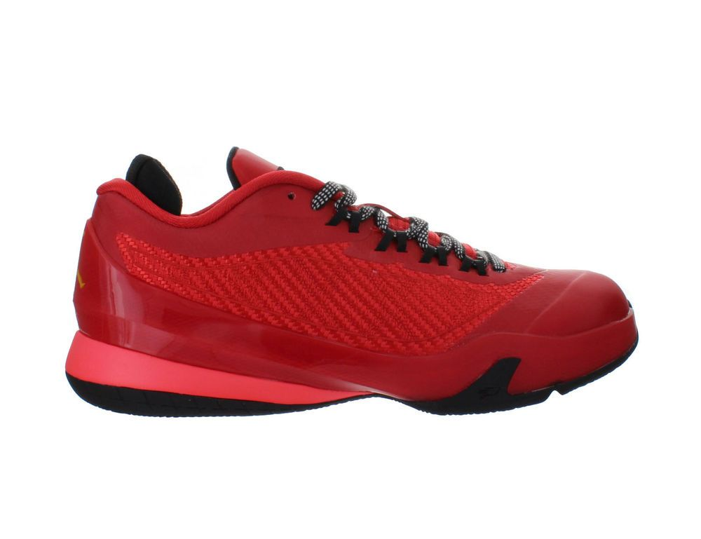 a04c898673fc Kids Air Jordan CP3.VIII GS Chilling Red Tour Yellow Black Infrared  684876-605