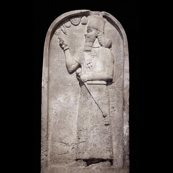 the achievements of assurnasirpal ii carved in the stone panel in bas relief and ashurnasirpal ii an Carved magnesite statue of ashurnasirpal ii neo-assyrian 883bc-859bc temple of ishtar belit mati, nimrud, iraq this is the only extant perfect assyrian royal statue in the round this statue of king ashurnasirpal ii was placed in the temple of ishtar sharrat-niphi.