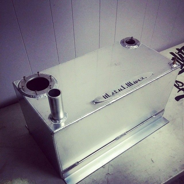 Metal Worx Inc >> Fuel Cell Made For A 1992 Mitsubishi Mighty Max Metal Worx