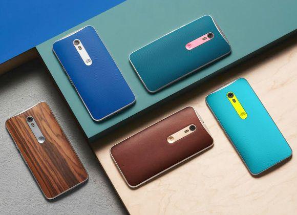 El teléfono inteligente más personalizaste del mercado