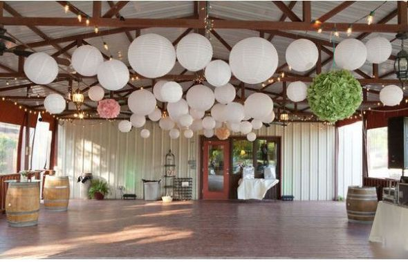 Help Me Fancy Up This Pavilion! (Photo Heavy!) : Wedding