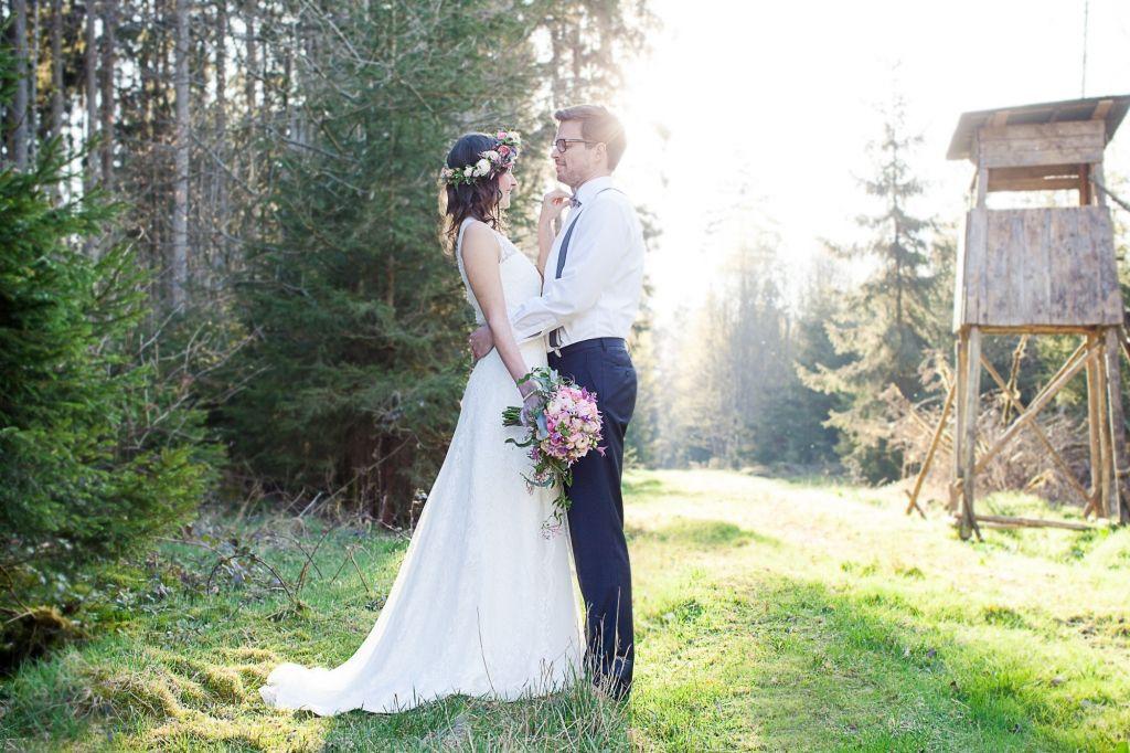 Wedding Photography Forest Wedding