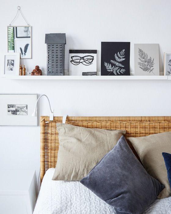 Mosslanda Bilderleiste Weiss Ikea Deutschland Con Imagenes